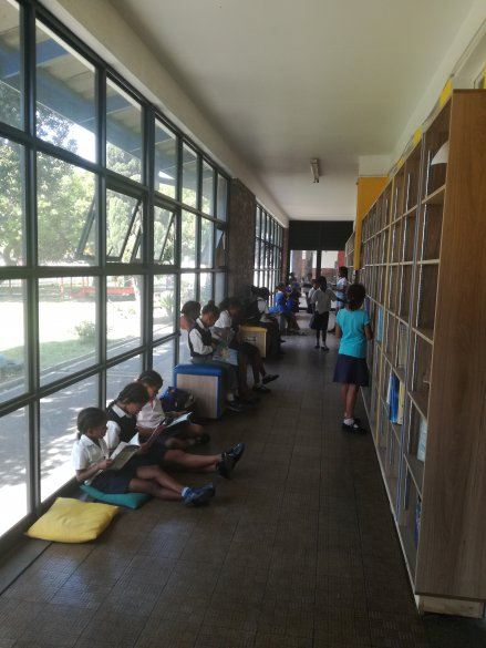 Klipfontein Primary School at the heart of the community