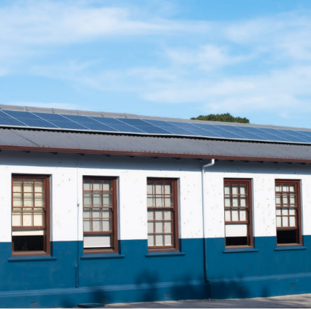 Knysna Primary School Solar Project officially launched2