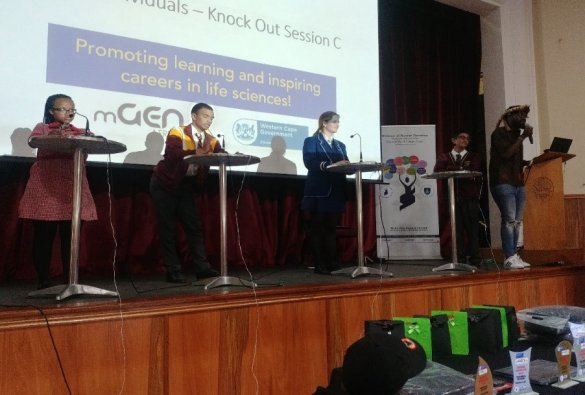 Life Sciences learners participate in provincial Online Quiz Competition