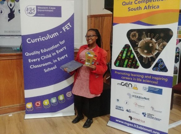 Life Sciences learners participate in provincial Online Quiz Competition2