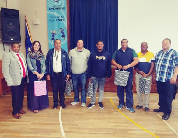 Overberg Education District Celebrates its Multi-Grade Teachers and Principals!2