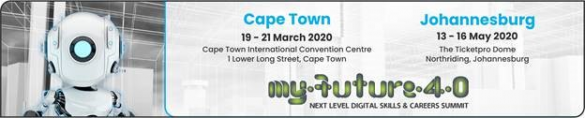 My Future 4.0 is coming to Cape Town!