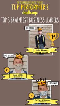 Overberg Business Studies Top Performers2