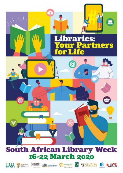 Win library books for your school
