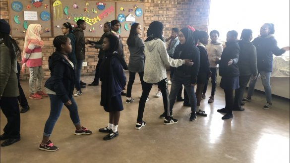 Equipping our learners in self defense