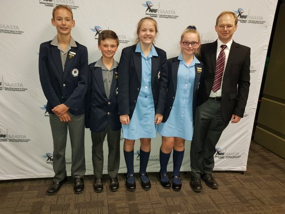 Mossel Bay learners are astronomy whizzes