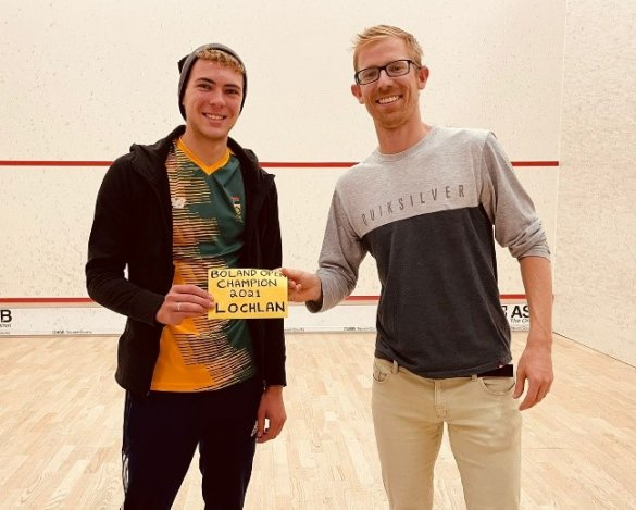 Camps Bay High learner wins Squash Open