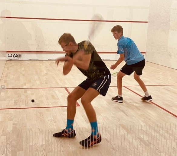 Camps Bay High learner wins Squash Open2