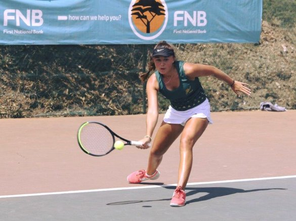 Young tennis stars go from strength to strength