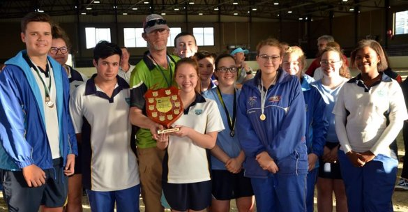 Protea Heights Academy's archers on target in provincial competition
