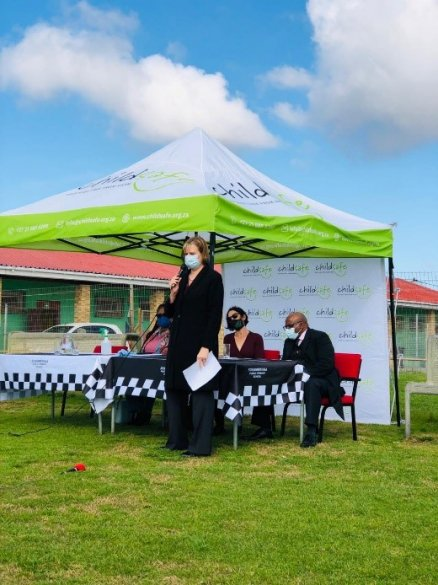 Road safety pilot project launched in Khayelitsha