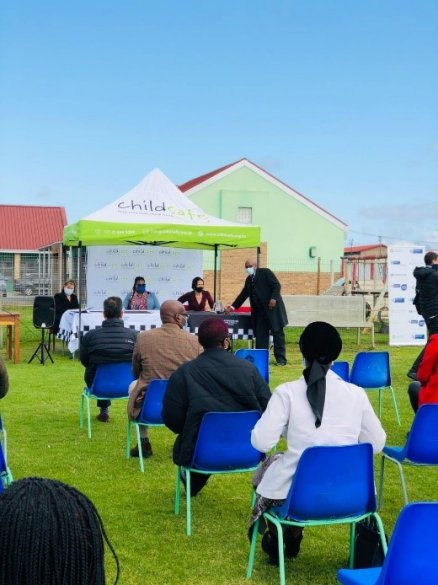 Road safety pilot project launched in Khayelitsha2