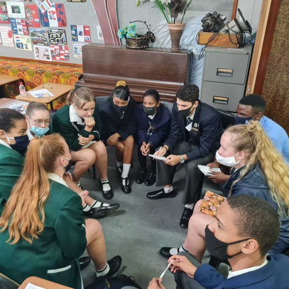 Paarl Girls' High School hosts leadership summit