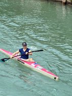 Camps Bay canoeist wins gold at SA Championships3