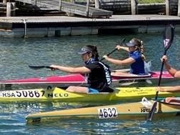 Camps Bay canoeist wins gold at SA Championships