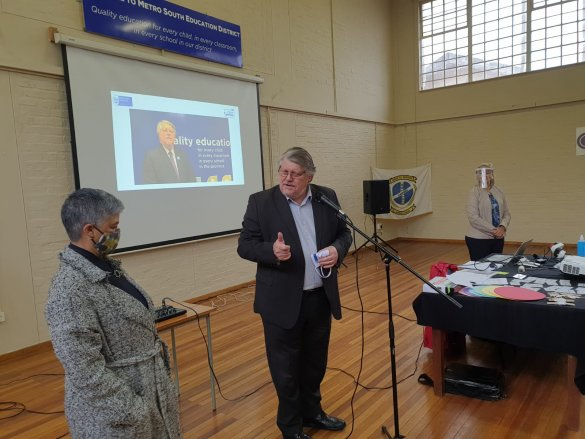 WCED, in partnership with Letsema, launches Change Mindset training