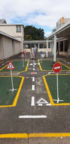 New junior traffic training centre at Metro North2