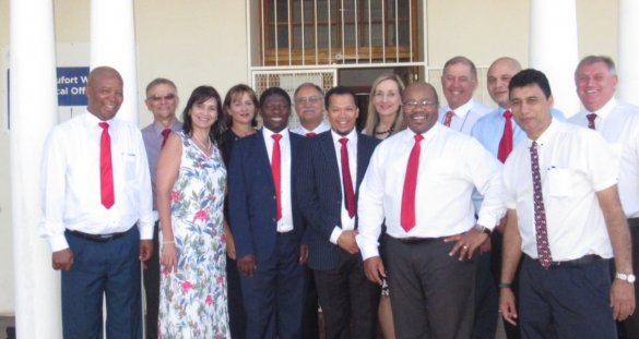 """""""Value-drivers"""" in the Eden and Central Karoo Education District"""
