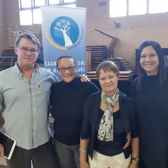 Learners urged to take up the pen to tackle their problems2