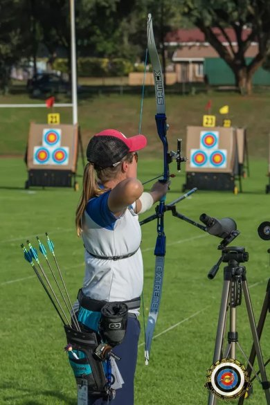 Local Science teacher claims South Africa's best outdoor archer title2