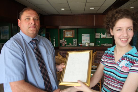 First Braille certificate issued to NSC candidate