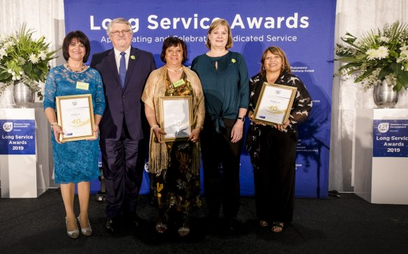 2019 Long Service Awards honour career milestones