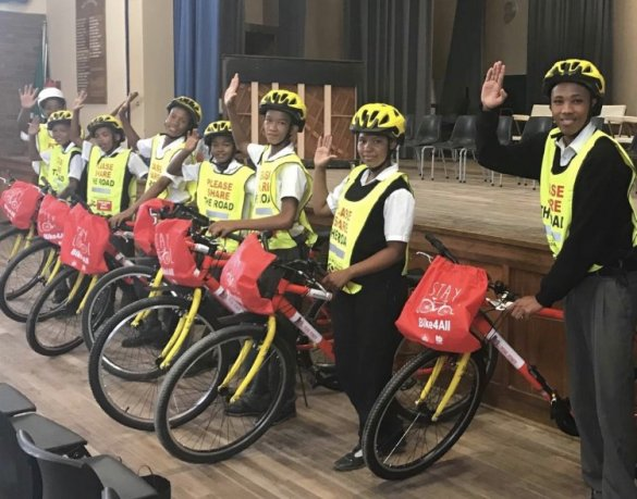Calitzdorp HS How one good deed can lead to another