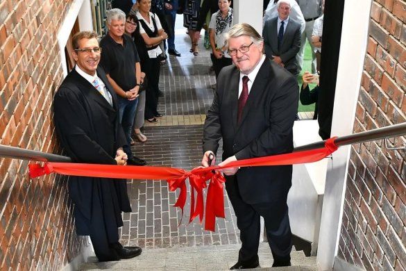 Camps Bay HS officially opens new classroom development