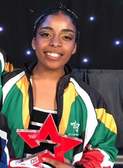 Belgravia HS Dance World Champion