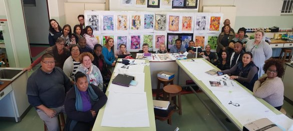 Creative Arts Senior Phase Teacher Development2
