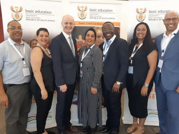 National Association of English Teachers of South Africa launched
