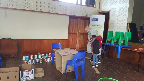 Overberg Education District promotes parents' and children's wellbeing2