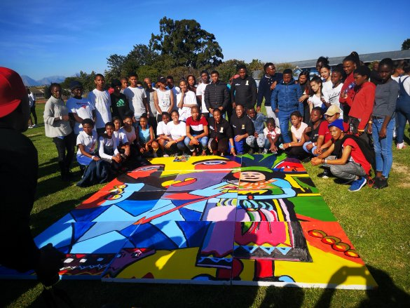 Action packed launch event set the tone for holiday programme