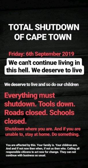 Schools operating as per normal tomorrow