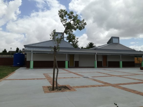 New schools help accommodate growth in Western Cape