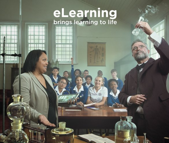 eLearning brings learning to life