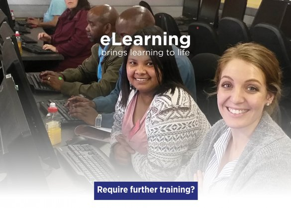 eLearning Require further training