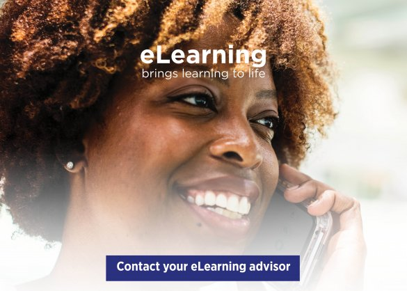 elearning Contact your elearning advisor