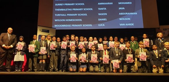 Horizon Maths Competition2