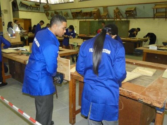 Schools gear up for the provincial skills competition2