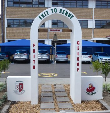 New tradition at Panorama Primary School promotes the WCED mantra - Exit