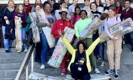 Camps Bay HS serves community with love