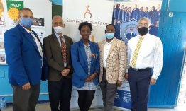 Learners make a difference in the fight against gender-based violence