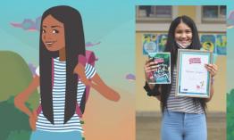 Philadelphia learner wins Story Stars competition!