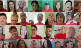 Lockdown anthem goes viral