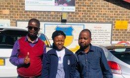 01 - Unamandla Nontswabo with Liwa PS Principal Mlungisi Fani and Teacher Andrew Gumindoga2.jpg