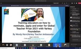 Global Teacher Prize Competition
