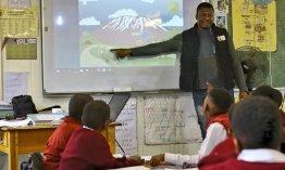 Marconi Beam Primary School Idea cloud success story