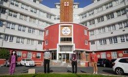 Red Cross War Memorial Children's Hospital supports children's learning