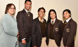 Grabouw learners excel in money matters